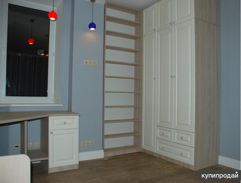 Мебель по индивидуальным размерам и проектам москва
