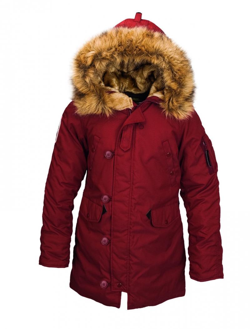 Куртка Alpha Industries Altitude W Parka