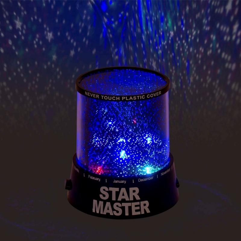 Звездный ночник проектор star master купить