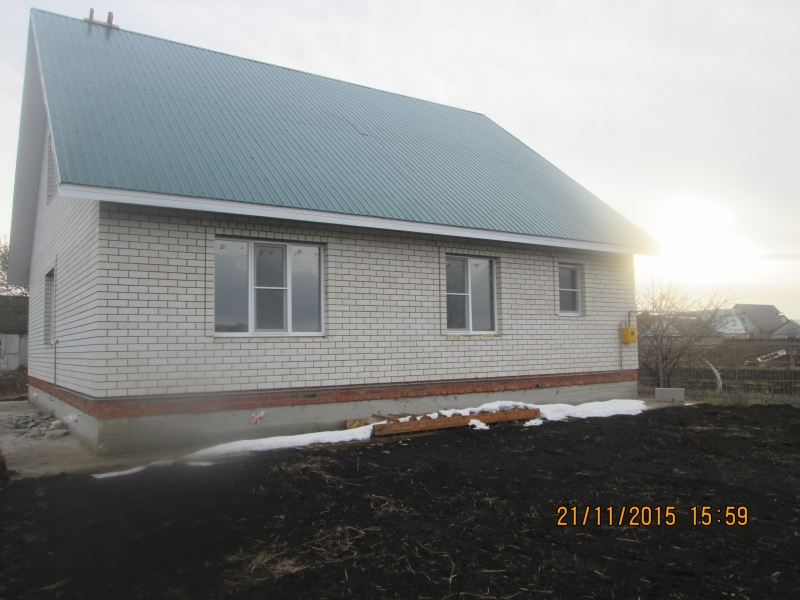 Продам дом-особняк в Тамбовском районе