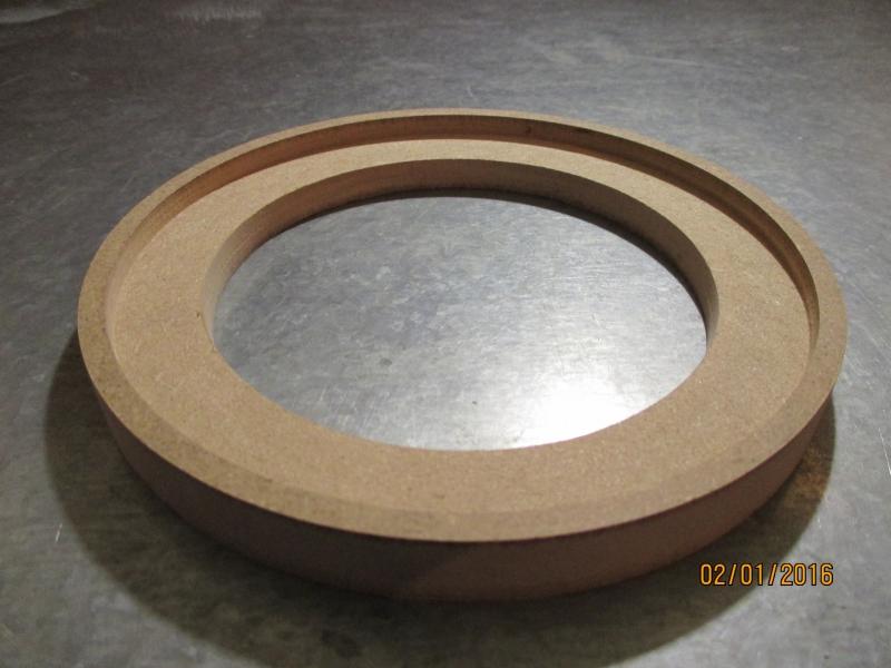 Проставочные кольца под акустику.