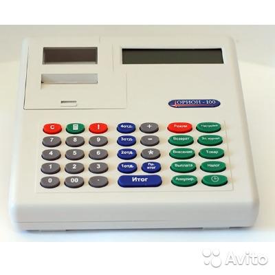 Продам ККМ ОРИОН-100К версия 02