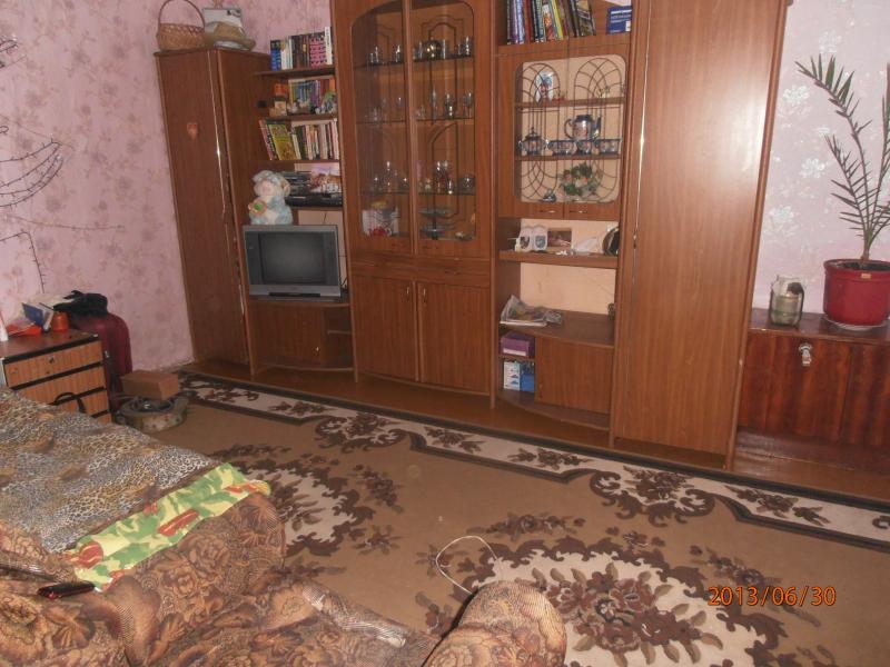 Продам 1 комнатную квартиру 36.6 м² на 1 этаже 1-этажного блочного дома.