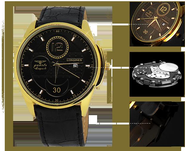Часы Longines Bonquest
