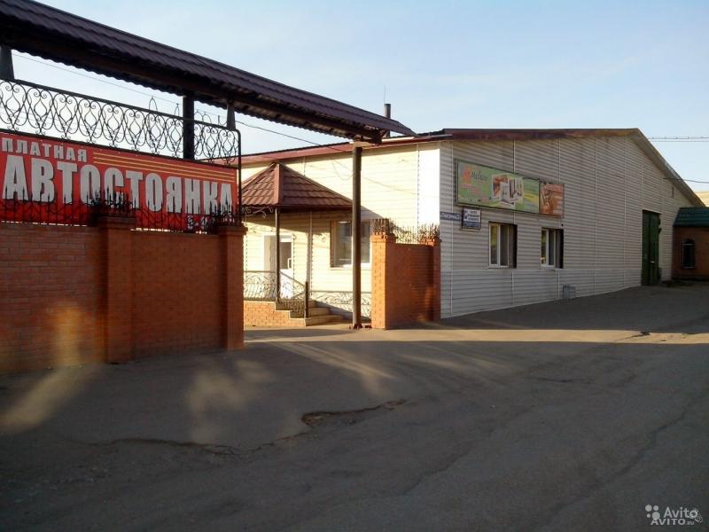 Складские и производственные помещения