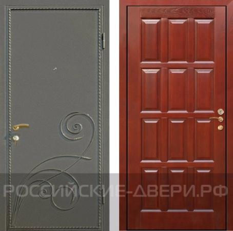 металлическая дверей от завод производитель