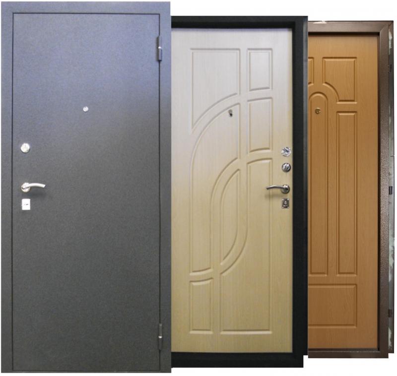 недорогие металлические двери и решетки в домодедово