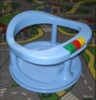 сиденья для купания