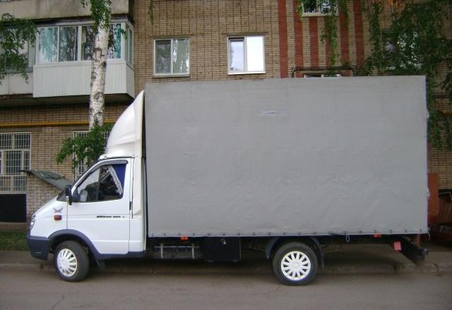 Доставка грузов по г.Краснодар, краю и России собственным транспортом