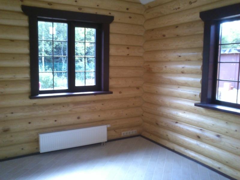 Строительство и ремонт деревянных домов.