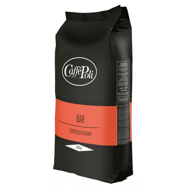 Кофе в зернах Поли Бар 1 кг