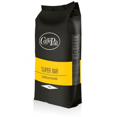 Кофе в зернах Поли Супер Бар 1 кг