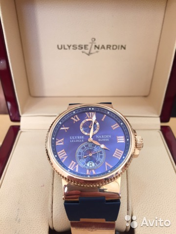 часы ulysse nardin maxi marine chronometer 43mm духи феромонами могут