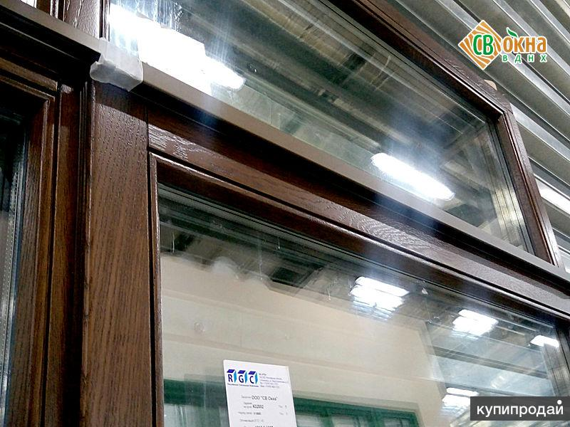 Раздвижные деревянные окна и двери (порталы)
