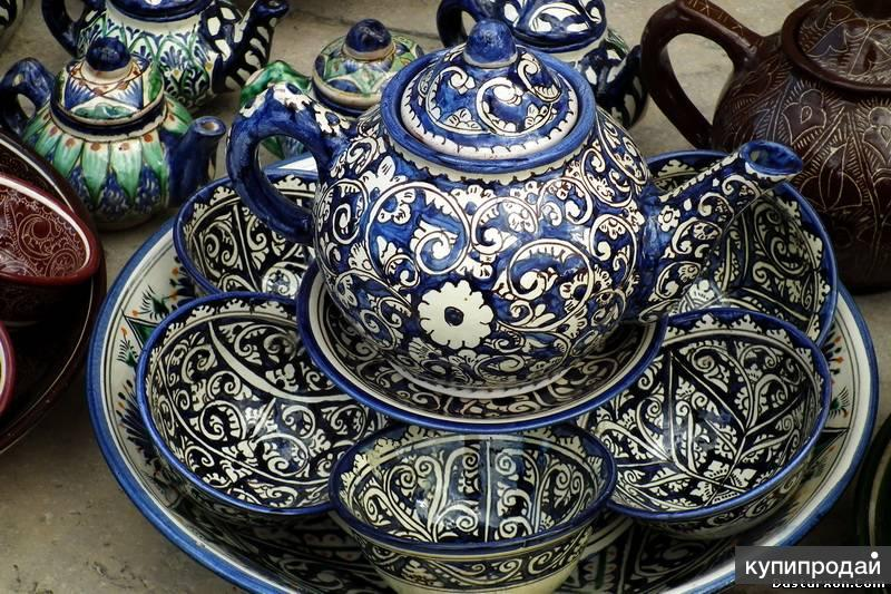 узбекская посуда фото свой