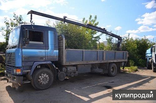 Продам грузовик с установленным на нем краном Volvo F 10