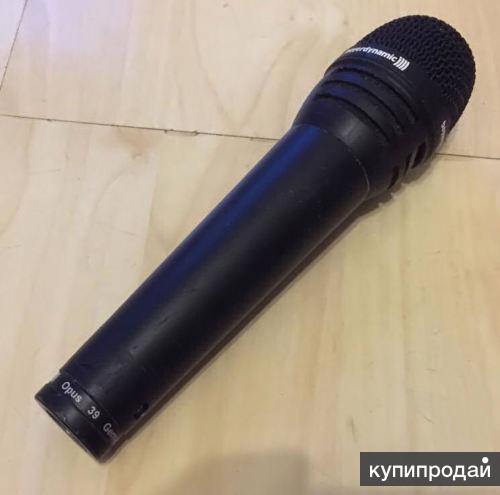 """Микрофон """"Beyerdynamic opus 39"""""""