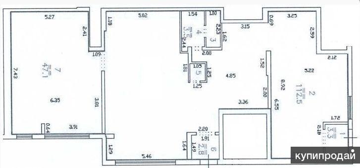 Сдам в аренду 172 кв.м. на ул.Панина