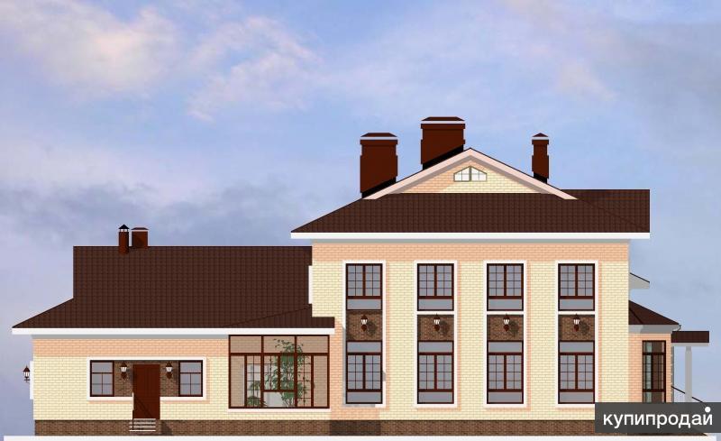 Проектирование частных домов, коттеджей