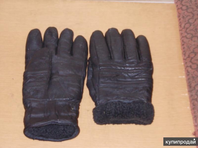 Перчатки мужские зима мех 9
