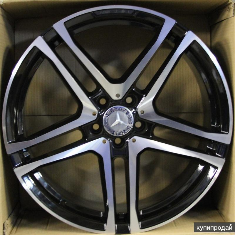 Новые диски R-20 Мерседес GLE Coupe