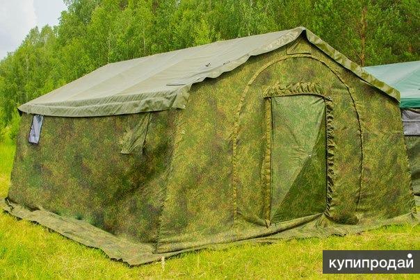 Армейская палатка 10М1 (однослойная)