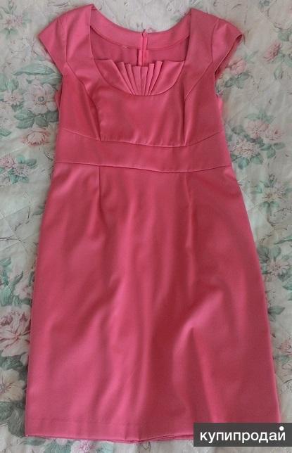 Женский костюм (платье+ жакет) 46−48 (L)