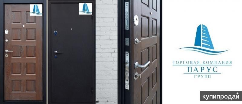 металлические двери для строительных организаций