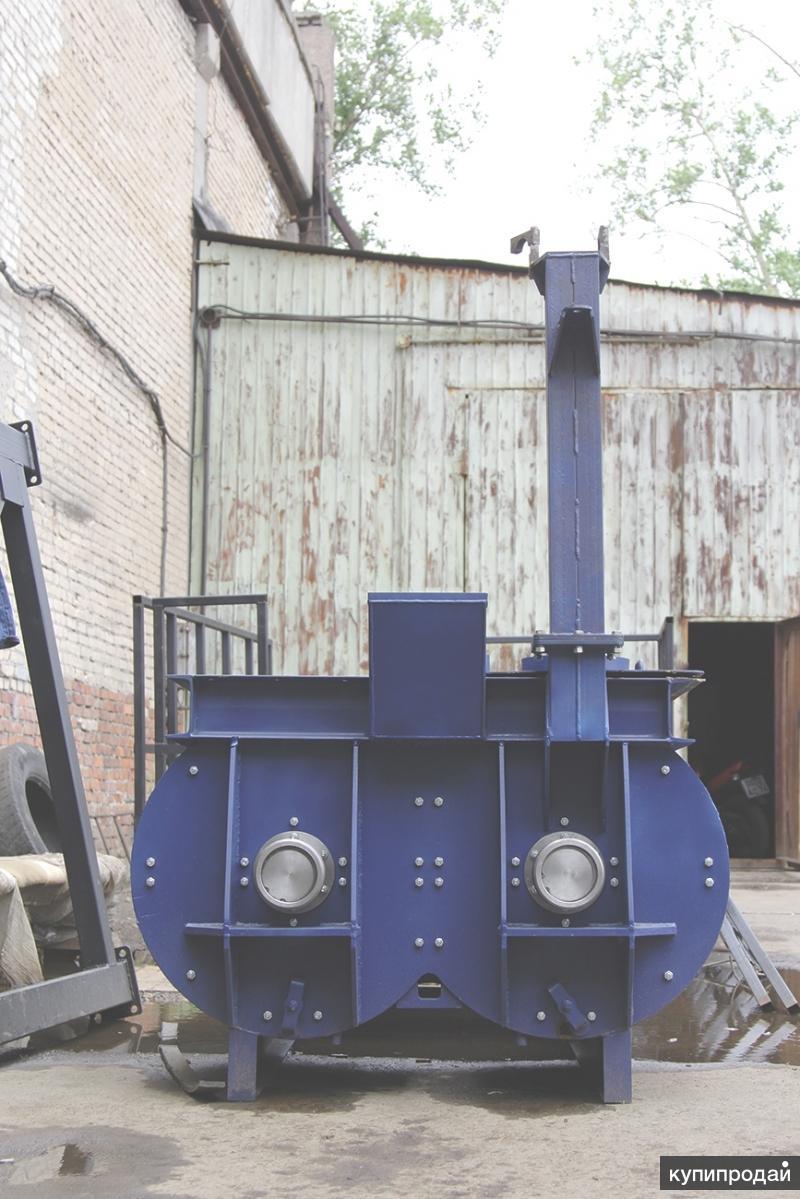 Отличный Бетоносмеситель БП-2Г-1600 (пневматический затвор)