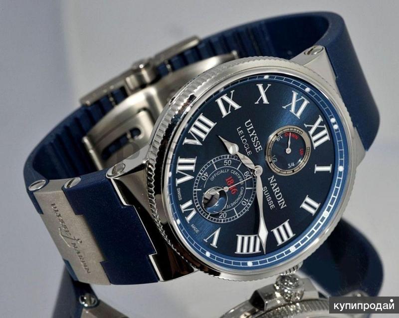 Часы Улисс Нардан