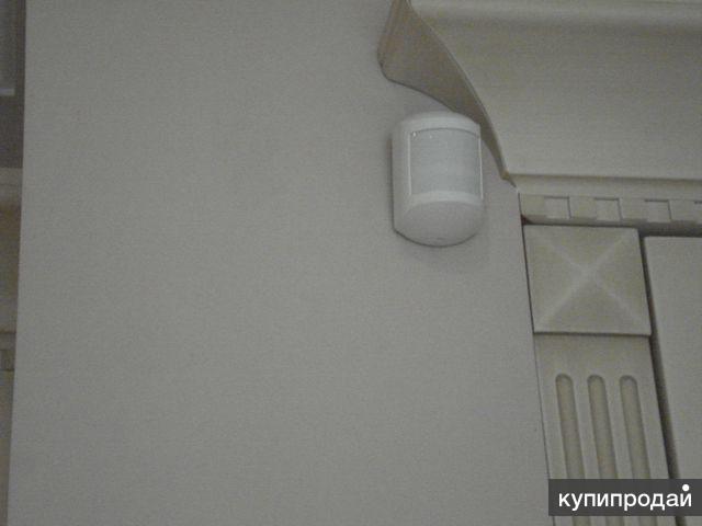 Установка охранной сигнализации. ТО