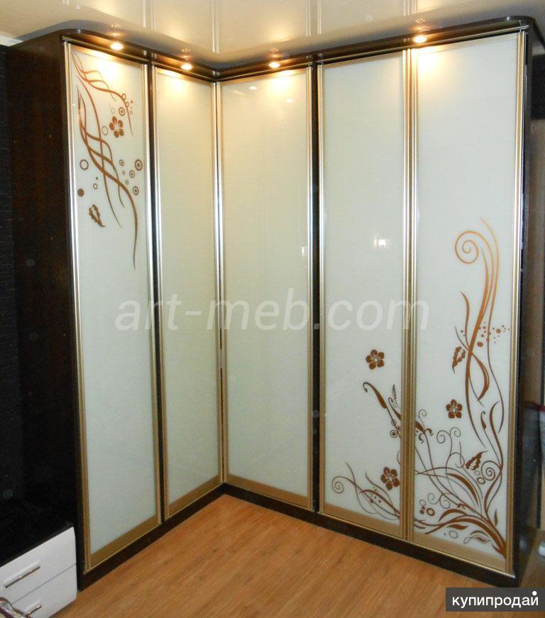 Изготовление шкафов-купе на заказ от производителя , фото. ц.