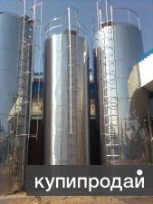 Изготовление емкостей из нержавеющей стали для пищевой, химической промышленнос