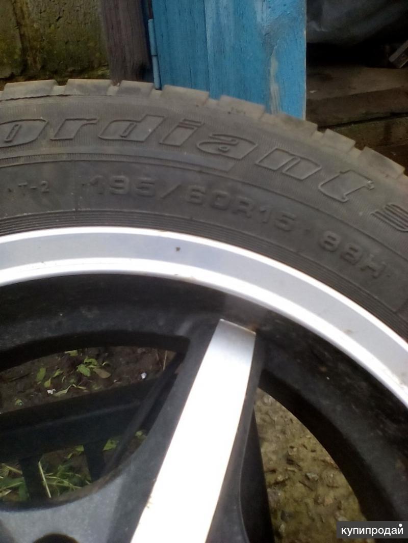 колеса 15 дюймов