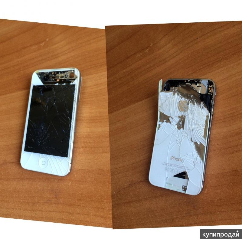 Продаю iPhone 5s и iPhone 4