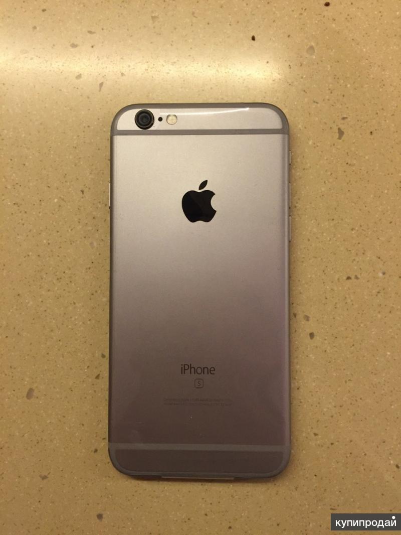 Iphone 6S 64 Гб - серый космос