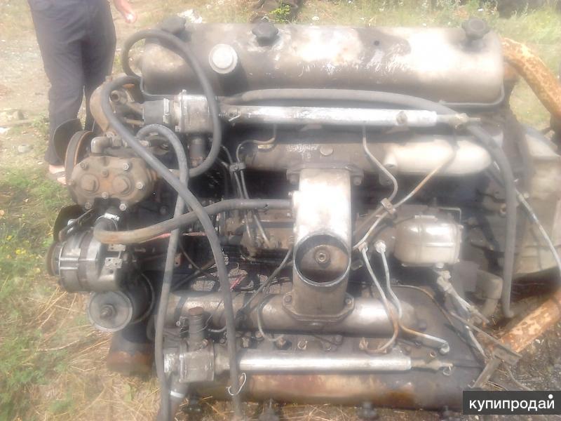 Б/у двигатель камаз 740, ямз 238, 236, 240, КамАЗ 740, з/ч на Урал