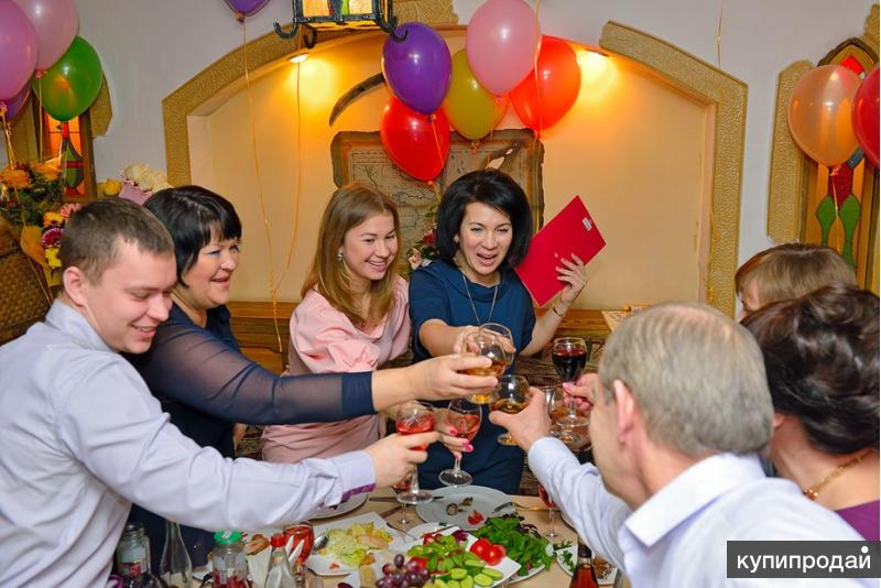 конкурс знакомство гостей на юбилее