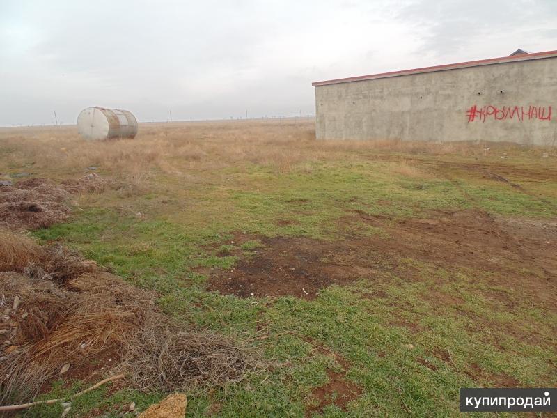 Земельный участок в с. Поповка
