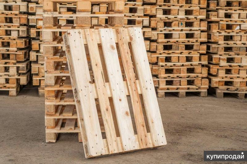 Продам европаллеты и европоддоны б/у торговые до 50000 шт в месяц