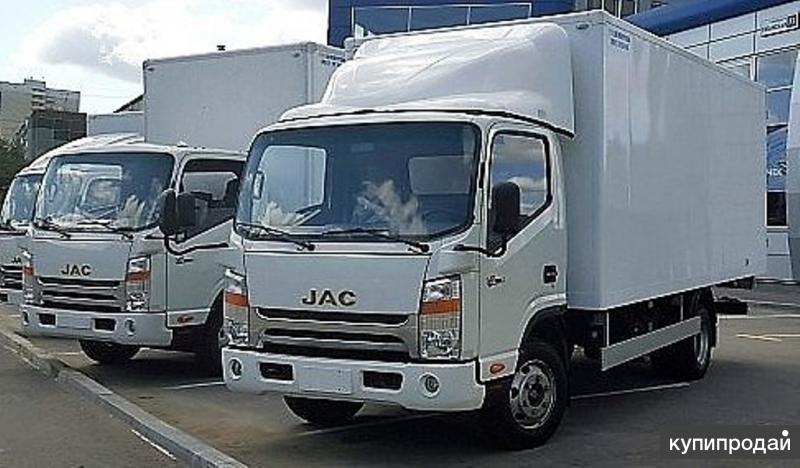 Термофургон Jac N56