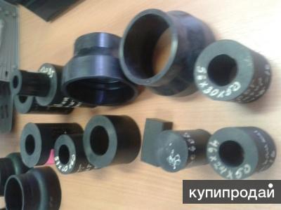 Изготовление резиновых втулок (РТИ)
