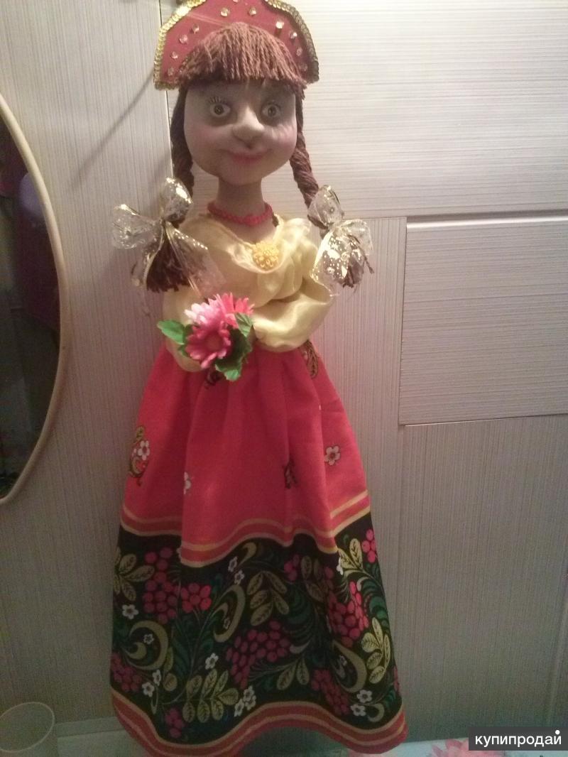 Продается кукла-пакетница