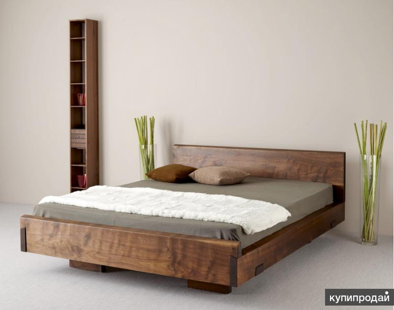Кровати деревянные на заказ
