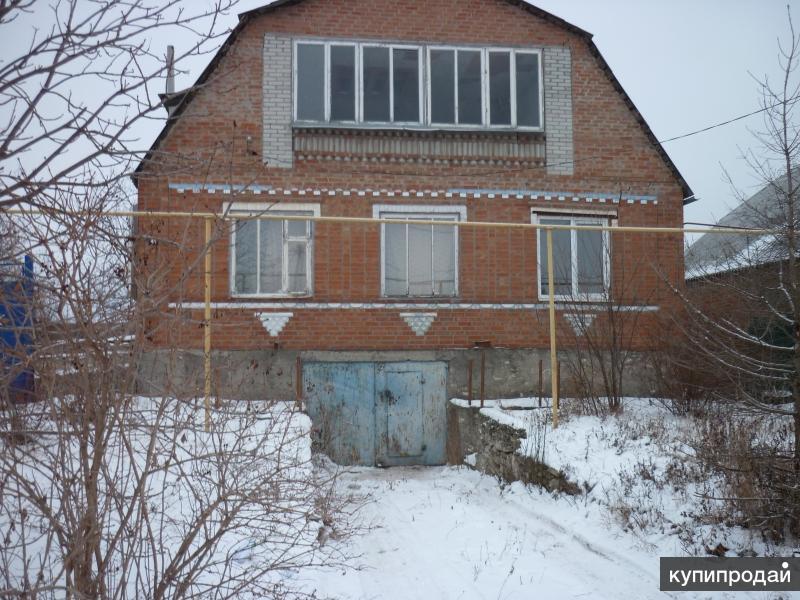 Продам дом в Николаевке