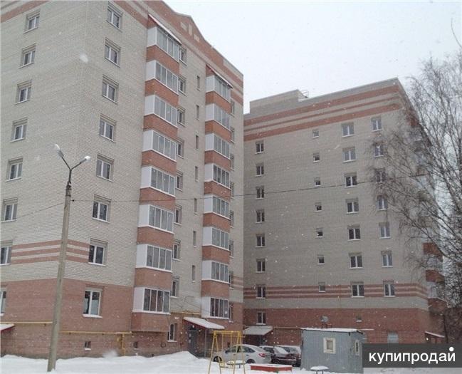 Продаётся однокомнатная квартира с большой кухней в новом доме на Жукова 5