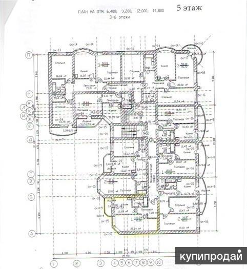 Продаётся квартира в новом доме на улице Фабричная дом 23 новый дом, построен
