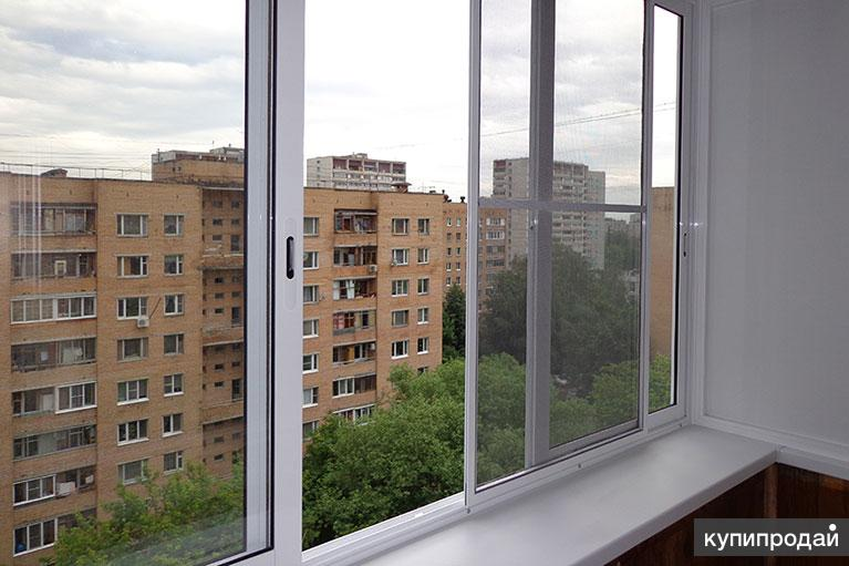 Балконы, окна и двери томск.