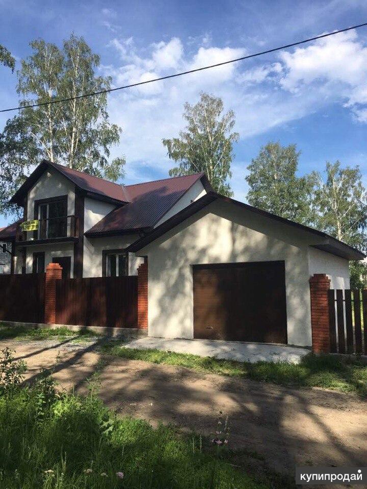 Дом село Новолуговое