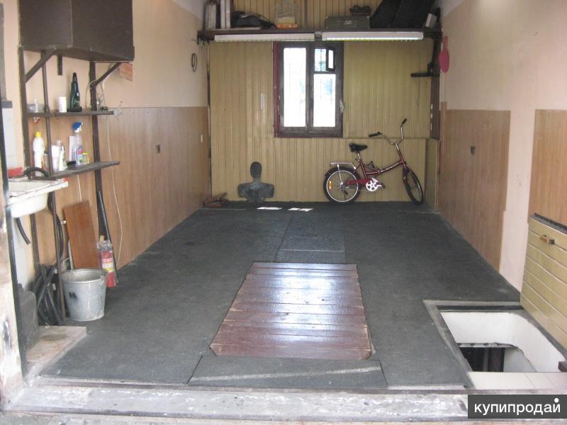 гараж в   Сочи   ул.Альпийская ГСК-27